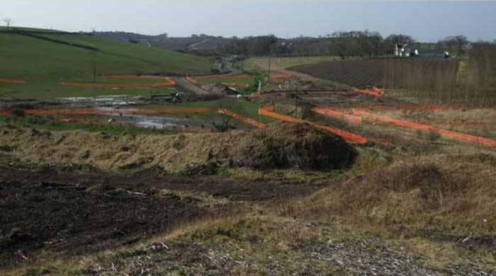 Contract Award - M80 Offline Earthworks and Drainage